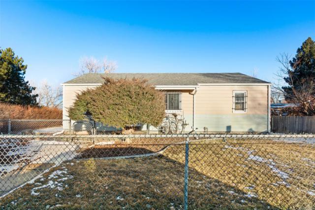 840 Stuart Street, Denver, CO 80204 (#5002591) :: James Crocker Team