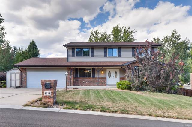 1735 S Queen Way, Lakewood, CO 80232 (MLS #5002718) :: 8z Real Estate