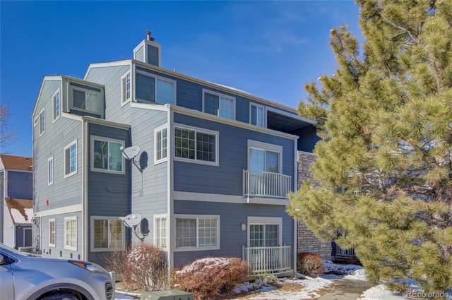 6850 Xavier Circle #2, Arvada, CO 80030 (#5002726) :: The Griffith Home Team