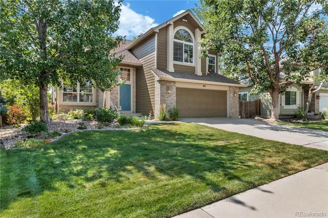 10558 W Cooper Drive, Littleton, CO 80127 (MLS #5002920) :: 8z Real Estate