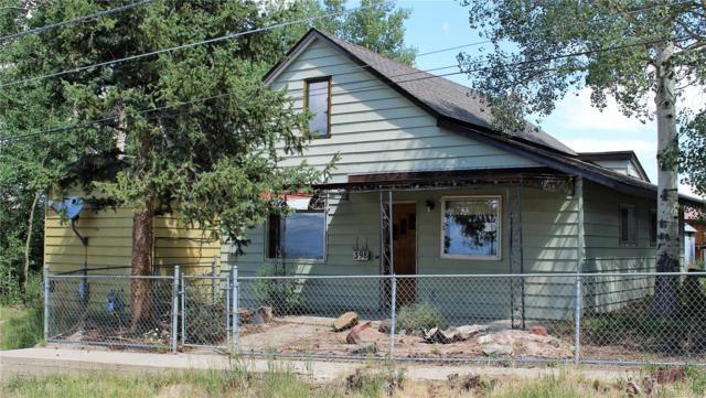 398 E 2nd Street, Leadville, CO 80461 (#5002949) :: The DeGrood Team
