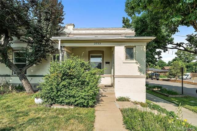 3955 Tejon Street, Denver, CO 80211 (#5003121) :: Finch & Gable Real Estate Co.