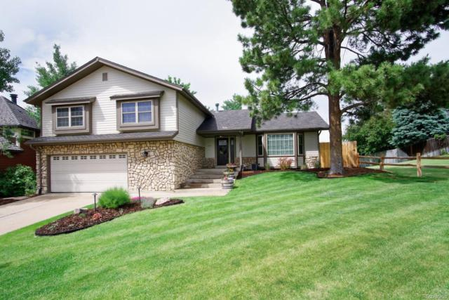 6781 E Jamison Place, Centennial, CO 80112 (#5003307) :: The Dixon Group