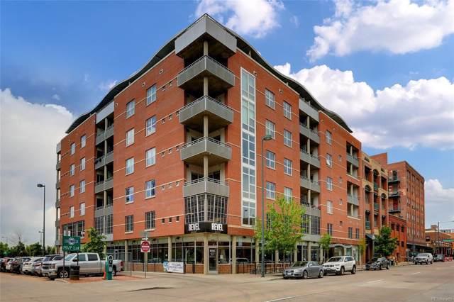 2229 Blake Street #504, Denver, CO 80205 (MLS #5003832) :: 8z Real Estate