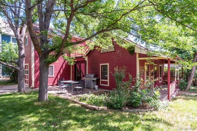 401 Arapahoe Avenue, Boulder, CO 80302 (MLS #5003835) :: 8z Real Estate