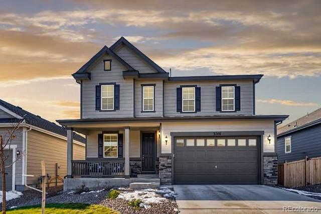 3746 White Rose Loop, Castle Rock, CO 80108 (MLS #5004364) :: Kittle Real Estate