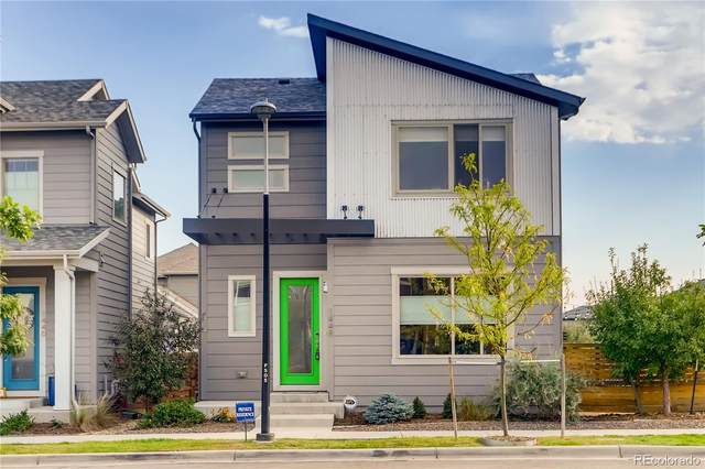1448 W 67th Avenue, Denver, CO 80221 (#5004575) :: The DeGrood Team
