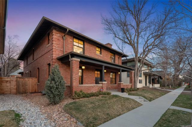 1134 S York Street, Denver, CO 80210 (#5004879) :: 5281 Exclusive Homes Realty