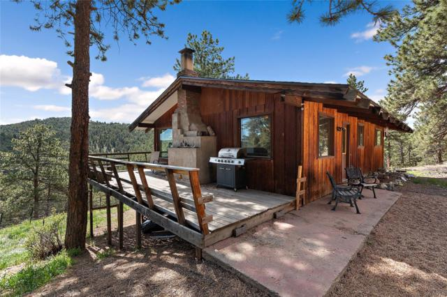 50 S Rainbow Crest Drive, Evergreen, CO 80439 (#5005163) :: Berkshire Hathaway Elevated Living Real Estate