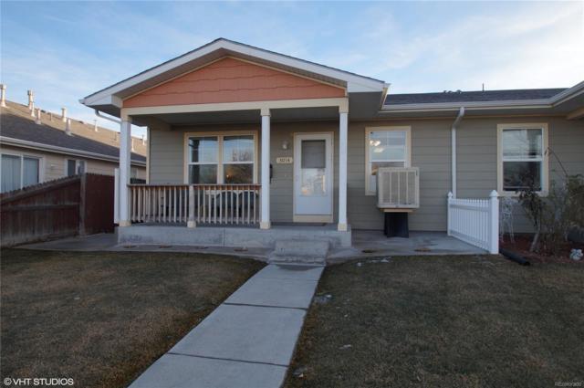 3054 W Virginia Avenue, Denver, CO 80219 (#5005188) :: The Peak Properties Group