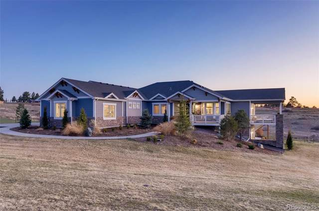 7595 Grande River Court, Parker, CO 80138 (#5005201) :: Bring Home Denver with Keller Williams Downtown Realty LLC