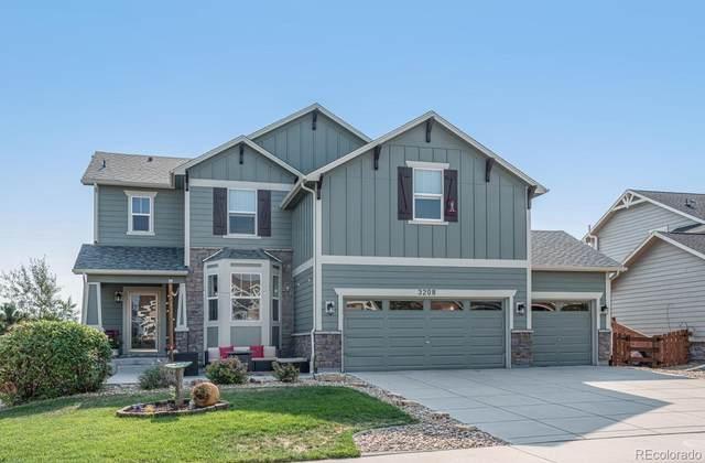 3208 Arroyo Verde Court, Castle Rock, CO 80108 (MLS #5005247) :: Kittle Real Estate