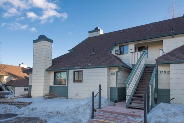 1010 S Saint Vrain Avenue C-6, Estes Park, CO 80517 (MLS #5005927) :: 8z Real Estate