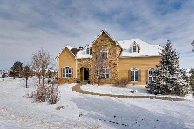 11646 Dunrich Road, Parker, CO 80138 (#5006036) :: The Heyl Group at Keller Williams