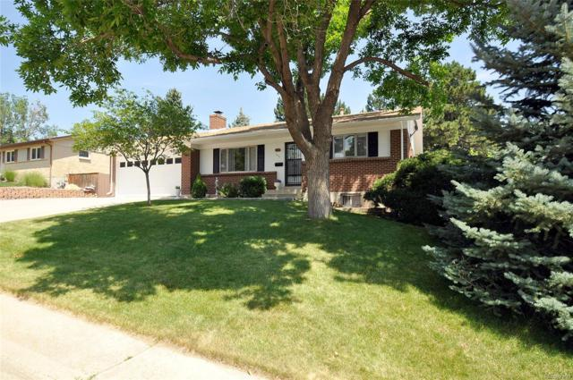 1856 S Urban Way, Lakewood, CO 80228 (#5006106) :: Structure CO Group