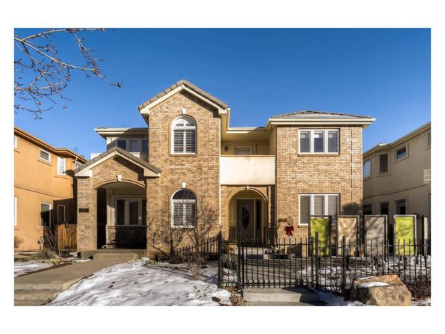 244 S Monroe Street, Denver, CO 80209 (MLS #5006296) :: 8z Real Estate