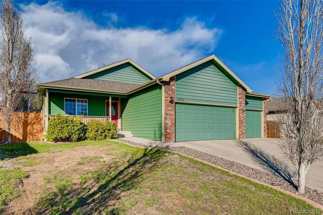 3615 Stagecoach Drive, Evans, CO 80620 (MLS #5006492) :: Kittle Real Estate