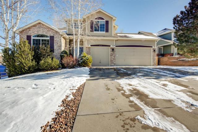 8314 Swadley Street, Arvada, CO 80005 (MLS #5006585) :: Kittle Real Estate