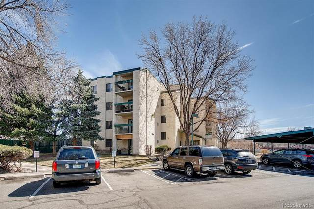 7780 W 38th Avenue #203, Wheat Ridge, CO 80033 (#5006801) :: The Peak Properties Group