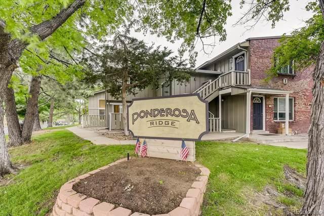 857 S Van Gordon Court I103, Lakewood, CO 80228 (MLS #5006825) :: 8z Real Estate