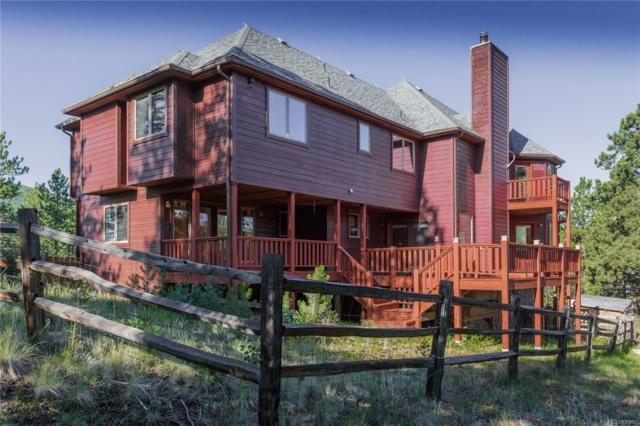 1969 Nova Road, Pine, CO 80470 (#5006894) :: Berkshire Hathaway Elevated Living Real Estate