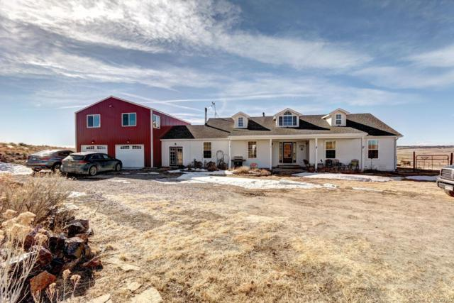 21835 Way Of Peace, Deer Trail, CO 80105 (#5006950) :: RE/MAX Professionals