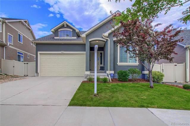 18274 E 45th Place, Denver, CO 80249 (MLS #5007129) :: 8z Real Estate