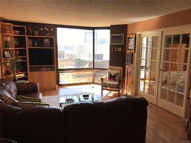 1625 Larimer Street #2304, Denver, CO 80202 (#5007355) :: The Peak Properties Group