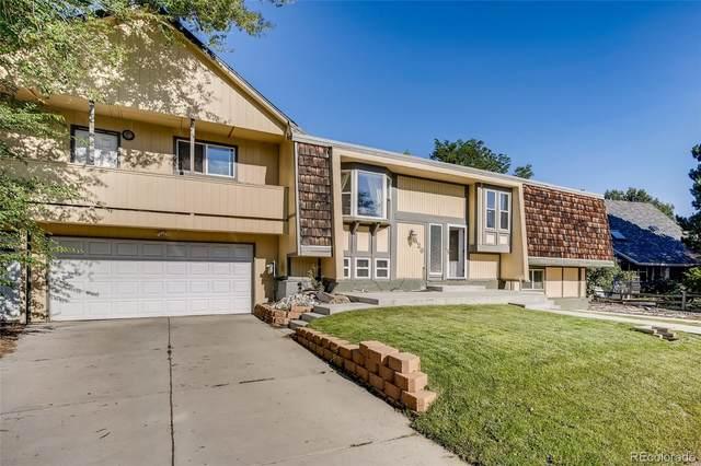 4426 S Vivian Street, Morrison, CO 80465 (MLS #5007584) :: Keller Williams Realty