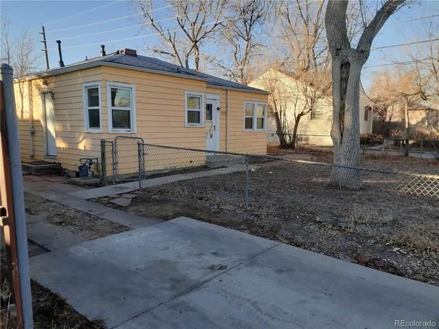 3740 W 54th Avenue, Denver, CO 80221 (#5007609) :: The HomeSmiths Team - Keller Williams