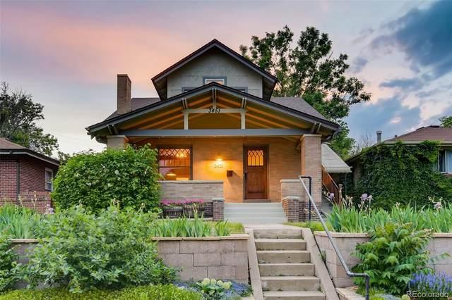 3451 Zuni Street, Denver, CO 80211 (#5007816) :: Portenga Properties