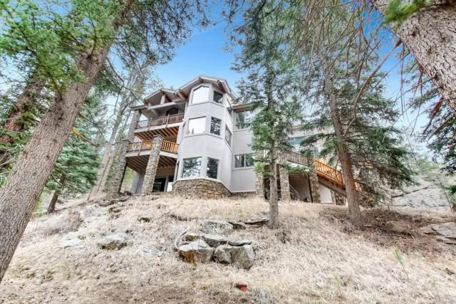 12562 S Elk Creek Road, Pine, CO 80470 (#5007962) :: Bring Home Denver