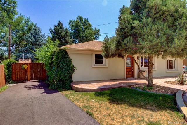960 S Eaton Street, Lakewood, CO 80226 (#5008070) :: Sultan Newman Group