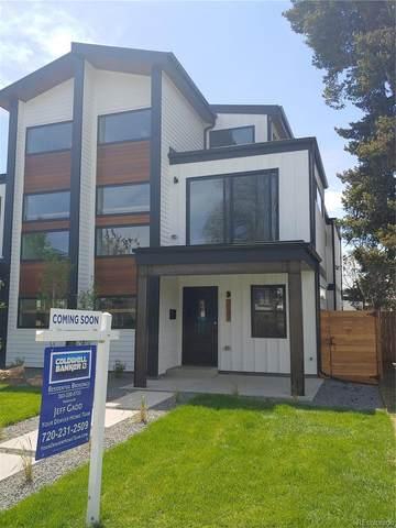 2147 S Sherman Street, Denver, CO 80210 (#5008309) :: Wisdom Real Estate