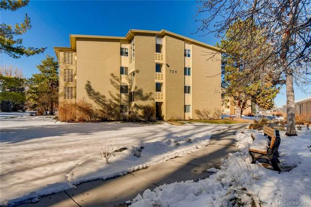 725 S Alton Way 10D, Denver, CO 80247 (#5008435) :: The Harling Team @ Homesmart Realty Group
