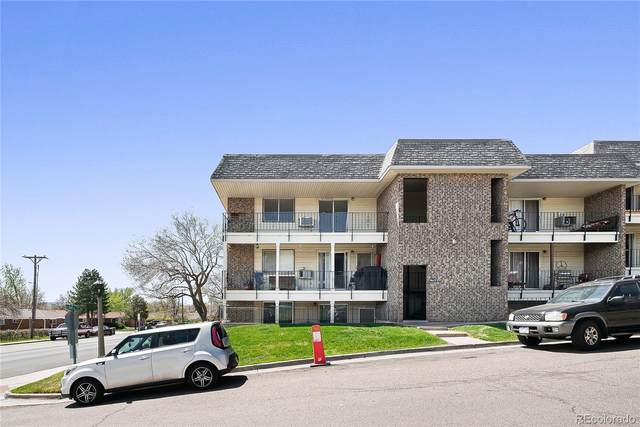 4603 S Lowell Boulevard F, Denver, CO 80236 (#5008595) :: RazrGroup