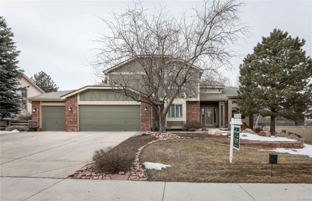 9921 Stratford Lane, Highlands Ranch, CO 80126 (#5008626) :: The Griffith Home Team