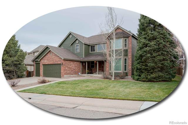 10008 Falcon Creek Drive, Highlands Ranch, CO 80130 (#5008783) :: HomeSmart Realty Group