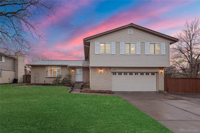 3456 S Ouray Way, Aurora, CO 80013 (#5009966) :: The Griffith Home Team