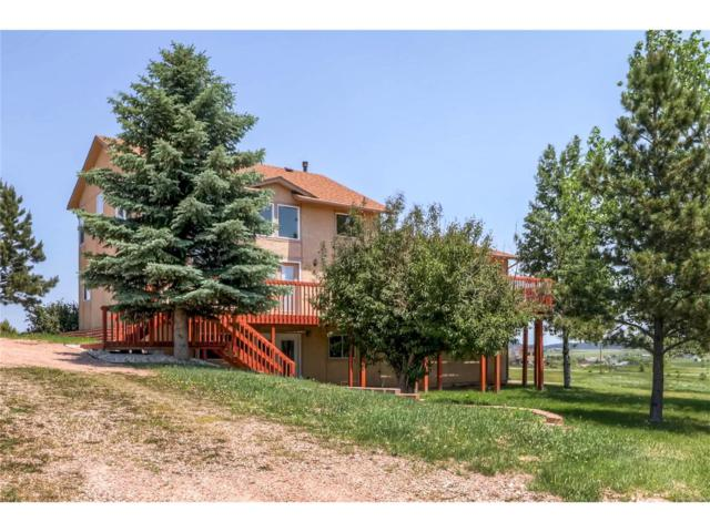 16265 Northcliff Place, Elbert, CO 80106 (MLS #5009969) :: 8z Real Estate