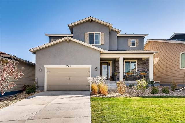 17690 W 94th Drive, Arvada, CO 80007 (#5010303) :: The DeGrood Team