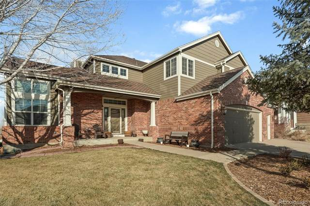 16061 Hollyridge Drive, Parker, CO 80134 (#5010326) :: Colorado Home Finder Realty
