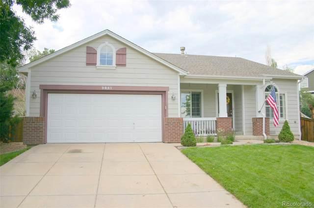9851 Sydney Lane, Highlands Ranch, CO 80130 (#5010634) :: Wisdom Real Estate