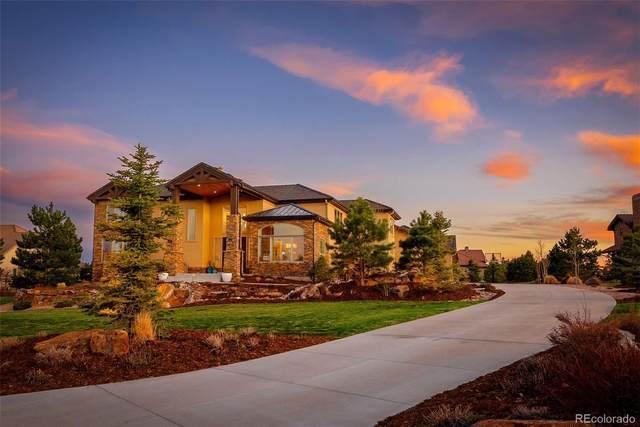 6719 Tremolite Drive, Castle Rock, CO 80108 (#5010856) :: HomeSmart