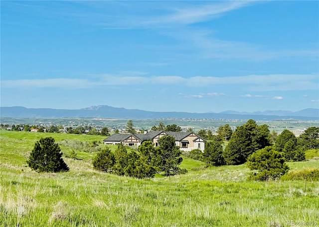 8620 Preservation Trail, Parker, CO 80134 (#5011011) :: Kimberly Austin Properties