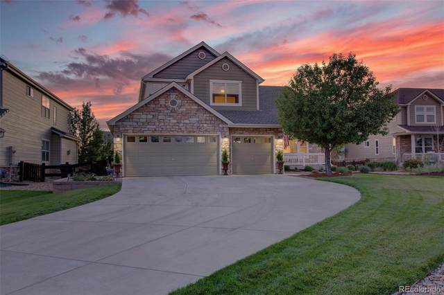 22520 Hope Dale Avenue, Parker, CO 80138 (#5011213) :: The DeGrood Team