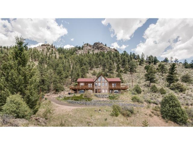201 Big Rock Lane, Bailey, CO 80421 (MLS #5011525) :: 8z Real Estate