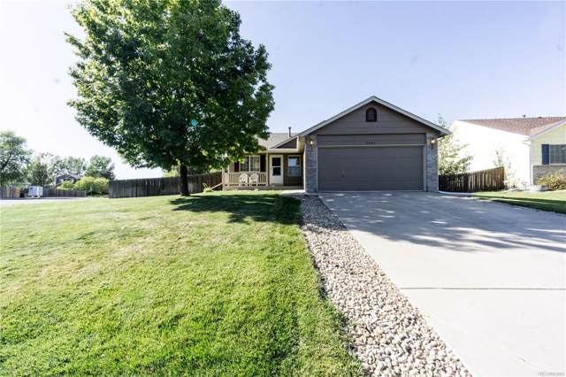 5401 Bobcat Street, Frederick, CO 80504 (#5012159) :: The Galo Garrido Group
