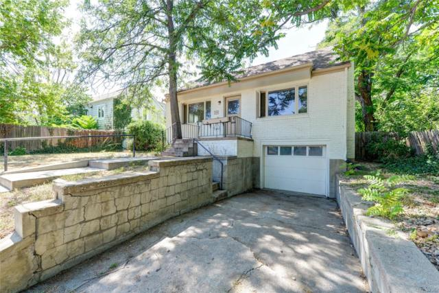709 18th Street, Boulder, CO 80302 (MLS #5012170) :: 8z Real Estate
