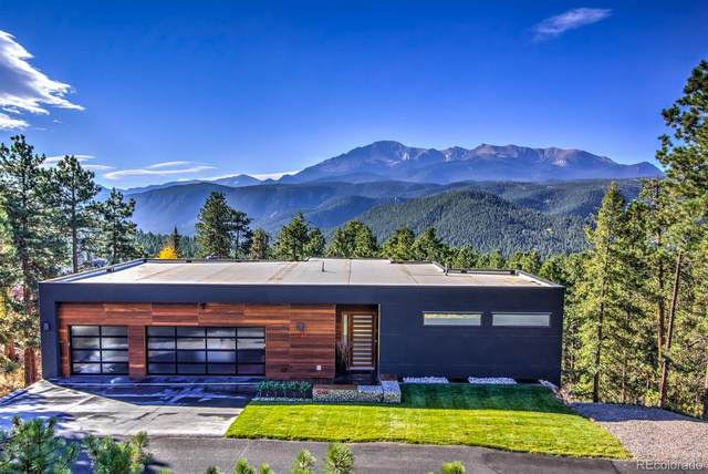 1140 Kings Crown Road, Woodland Park, CO 80863 (#5012391) :: James Crocker Team